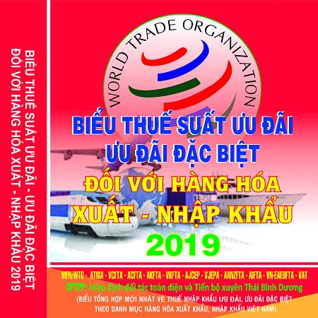 Bán Sách Biểu Thuế Xuất Nhập Khẩu 2020 Bộ Tài Chính