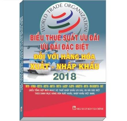 Biểu Thuế Xuất Nhập Khẩu năm 2019