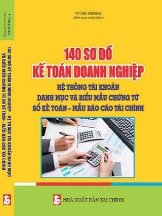 140 sơ đồ kế toán doanh nghiệp
