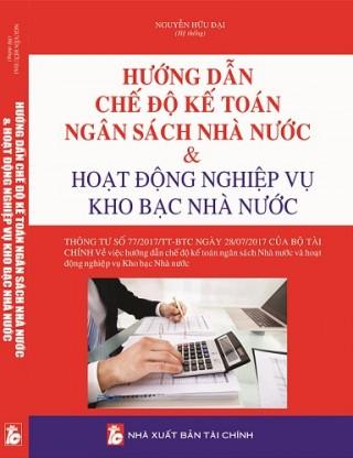 Sách Chế độ kế toán ngân sách nghiệp vụ Kho bạc Nhà nước
