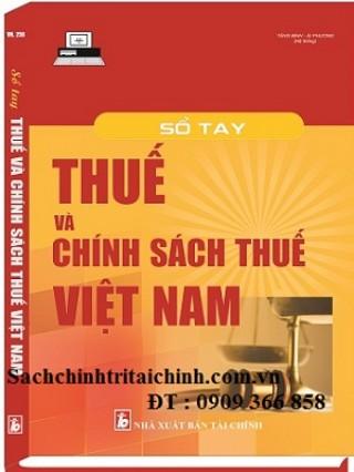 Sổ Tay Thuế Và Chính Sách Thuế Việt Nam